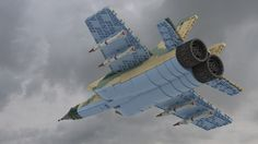 ZhZu-30 High Altitude Interceptor | by ABS doohickies