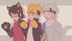 Боруто арт/Boruto: Naruto the Movie art