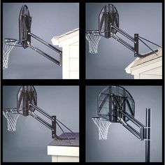 """Huffy 8839S """"The Converter"""" for Basketball Systems by Huffy. $97.20. Amazon.com                Have a good backboard and hoop but no place to install it? Turn to the Huffy 8839S Converter, which adapts your backboard to a 3.5-inch round pole, roof, or wall. The Converter includes a universal mount that fits on round, flat, or slanted surfaces. In addition, the Converter is height adjustable, with six different positions in 6-inch increments (3 feet total). Note: the C..."""