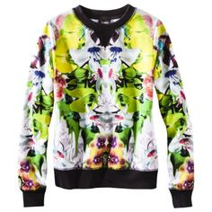 only thing I want from the collection Prabal Gurung For Target® Sweatshirt in First Date Print