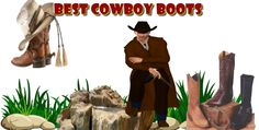 We don't just display the nice looking Cowboy shoes despite of that we deliver it to your home at FREE of cost with no charge. So, pick up the range you would want and make your order for the most affordable Best Cowboy Boots. Best Cowboy Boots, Cowboy Shoes, Ankle Cowboy Boots, Motorcycle Boots, Horse Riding, Old Things, Footwear, Range, Display