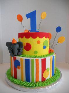 Carnival Cake idea