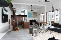 singapure A 60-YEAR OLD TERRACE HOUSE GETS A RENOVATION
