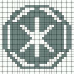 Star Wars Crochet/Square Grid Charts