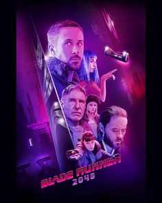 "348 Likes, 4 Comments - Movie Poster (@posteraholic) on Instagram: "" Blade Runner 2049 (2017) -Director: Denis Villeneuve -Metacritic: 84 . "" They do not know what…"""