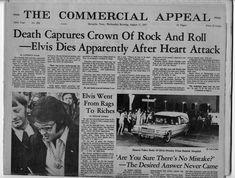 1977 Memphis Newspaper