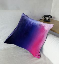 Hey, I found this really awesome Etsy listing at https://www.etsy.com/listing/231441363/ready-to-ship-pink-and-blue-velvet-hand