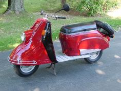 Project Heinkel: The Heinkel Scooter Story