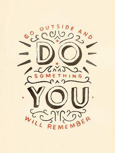 trendgraphy:  Do Yourself by Jeff Buchanan