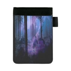 Mystic Night Mini Padfolio