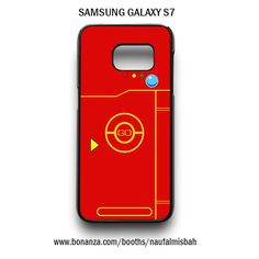 Pokedex Pokemon Go Samsung Galaxy S7 Case