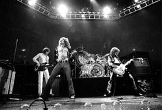 """Did you know... The first time Led Zeppelin ever played """"Stairway to Heaven"""" live, the audience booed. #LedZepplin"""