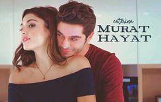 Hayat ve Murat - Ask Laftan Anlamaz Sweet Couple, Love Couple, Beautiful Couple, Couple Goals, Most Beautiful, Cute Love Stories, Love Story, Hayat And Murat, Hande Ercel