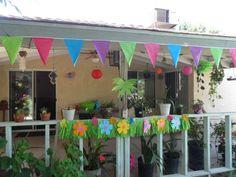 Hawaiian Luau Birthday Party Ideas   Photo 1 of 17   Catch My Party