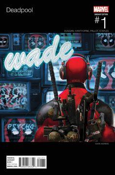 Deadpool #1 (Wale: Attention Deficit)