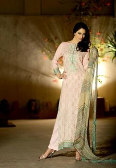 Khaadi Embroidered Lawn Collection 2013 For Eid -