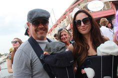 Blog - Brangelina with Knox & Vivienne