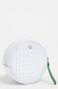 kate spade new york 'golf ball' coin purse available at #Nordstrom....... Totally love this!