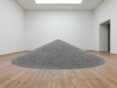 Ai Weiwei 'Sunflower Seeds' 2010.Tate Gallery