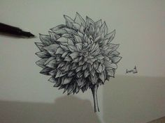 just try to #drawing with #fountainpen
