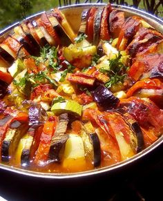 Cookbook Recipes, Cooking Recipes, Greek Recipes, Vegan Dishes, Fajitas, Ratatouille, Food And Drink, Baking, Ethnic Recipes