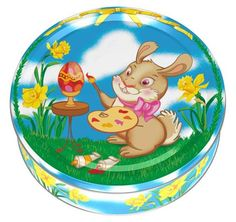 Happy from Royal Dansk South Africa Custom Cookies, Tins, Happy Easter, Princess Peach, South Africa, Tableware, Art, Tin Cans, Happy Easter Day