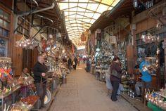 The Coppersmith Bazaar of Gaziantep