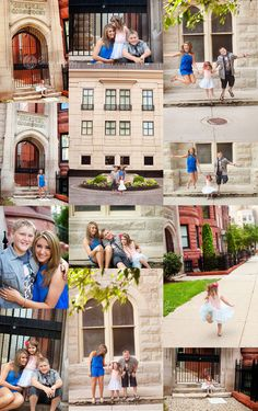 Chicago City Session // Family Urban Photography