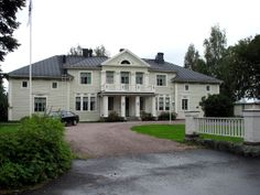 The Manor of Kepo, Uusikaarlepyy, Finland