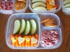 Cute ideas for school lunches