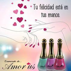 frase amorus manos felicidad Home Nail Salon, Nail Logo, Beauty Salon Decor, Rose Nails, Makeup Salon, Instagram Nails, Nail Studio, Nail Bar, Fancy Nails