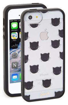 Sonix 'Kitten' Clear iPhone 5 & 5s Case