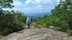 Top 5 Hikes in Georgia to Prepare for an AT Thru-Hike: Strap on your pack and check out these hard hikes near Atlanta