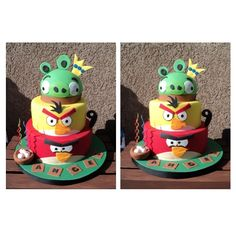 I want this as my Bday cake... can someone make that happen please?