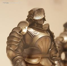 I present you the art of the Japanese sculptor Takayuki Takeya. - Album on Imgur