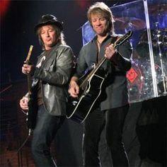 Bon Jovi cuz who doesn't love a sappy love song?