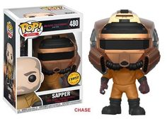 *PRE ORDER* Funko POP! Movies Blade Runner 2049 SAPPER CHASE Edition and Common | eBay