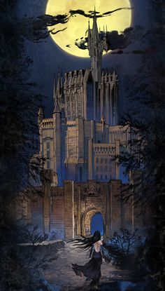 gameandgraphics: Castlevania: Order of Ecclesia original art - Konami for Nintendo DS, 2008.