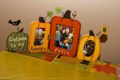Fall Gender Reveal Party Ideas | Photo 2 of 23 | Catch My Party                                                                                                                                                     More