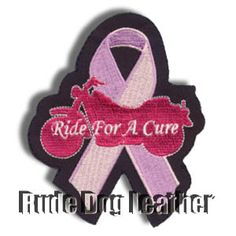 Image detail for -Ride For A Cure Embroidered Patch Biker Baby, Embroidered Patch, Harley Davidson Motorcycles, Bike Life, Cure, Patches, Detail, Image, Appliques