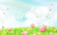 Flower Background Design, Background Design Vector, Paint Background, Frame Floral, Flower Frame, Love Pink Wallpaper, Blue Spring Flowers, Cartoon Butterfly, Child Room