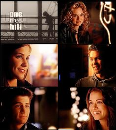 One Tree Hill: the greatest teen show about love and friendship