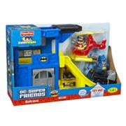 Little People DC Super Friends Batcave by Fisher-Price
