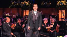 Pres. Monsen's History/birthday celebration.  Mormon Tabernacle Choir in concert with Rebecca Luker, Dallyn Bayles, an...