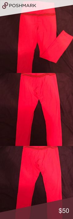 Align Pants Super soft and comfy align pants. Fabric is made of nulu which is extremely soft. Great for yoga, pilates, or pair it with a cute shirt and denim chambray. 7/8 length lululemon athletica Pants Leggings