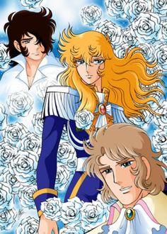 Perfect Iris – Lady Oscar – The Rose of Versailles