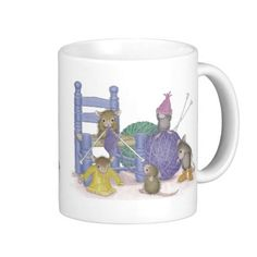 """House-Mouse Designs® Mug - This product was recently purchased off from our """"House-Mouse Designs® Boutique Shop on Zazzle"""". Click on the image for more information.d"""