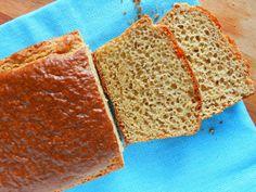 Pitadinha: Pão de amêndoas delicioso! #glutenfree #lactofree
