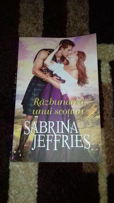 Răzbunarea unui scoțian- Sabrina Jeffries/ Seria- Şcoala pentru moștenitoare