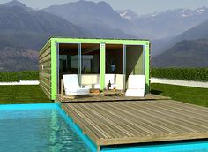 Container Houses, I love it!!